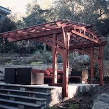 Trellis Structures Pergolas A Carport Inspired Pergola Design By Trellis Structures Pergola