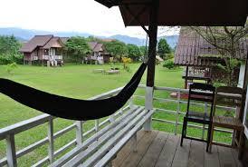banana bungalow vang vieng laos booking com