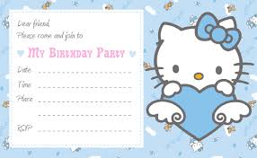 birthday party invitations templates free u2013 bagvania free