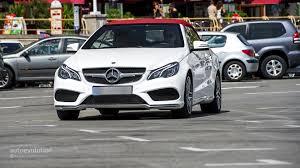 2014 mercedes benz e class cabriolet review autoevolution