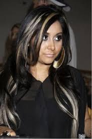 hi light fringe hairstyles how to fun peek a boo hi lights by cindy phun side profile favorites