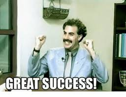 Success Meme - great success meme mne vse pohuj