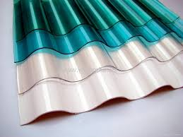 Solasafe Polycarbonate by Corrugated Polycarbonate Roofing Sheets Flat Roof Pictures