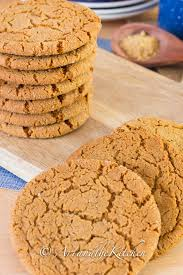 fancy molasses coconut cookies art and the kitchen