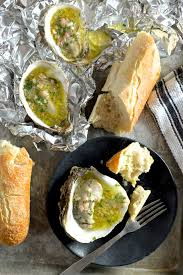 mignonette cuisine broiled oysters with mignonette butter salty tart