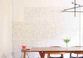 how to diy faux wallpaper the easy way photo tutorial apartment
