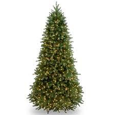 national tree co jersey fraser fir 7 5 u0027 green artificial