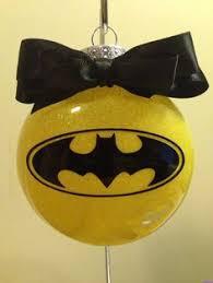 15 ornaments fit perfectly for nerds batman ornament