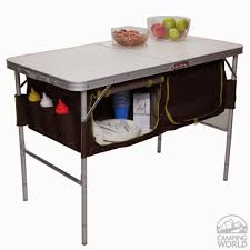 cing table with storage photo cing tables folding walmart images kmart folding tables