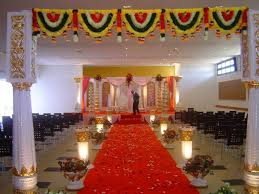 Indian Wedding Reception Themes by Wedding Reception Ideas For Summer Digitalrabie Com