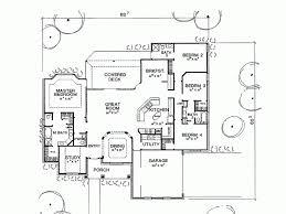 single level home plans stylist design ideas 3 country house plans single 654151