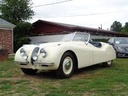 1951 used jaguar xk120 convertible one of thee most well done