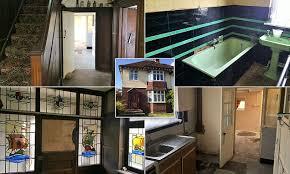 1930s House Interior Design Timewarp Home Untouched Since 1930s Goes On Sale In Bristol