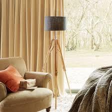 abinger tripod floor lamp laura ashley