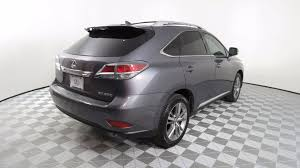 lexus rx hybrid 2015 2015 used lexus rx 350 fwd 4dr at toyota of serving