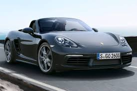 custom porsche boxster 2017 porsche 718 boxster pricing for sale edmunds