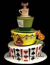 tea party cake ideas