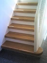 treppe belegen treppenrenovierung durch neu aufgebrachtes massivholz