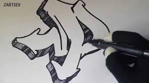 imagenes para dibujar letras graffitis como hacer letras 3d de graffitis fáciles dibujar letras graffiti