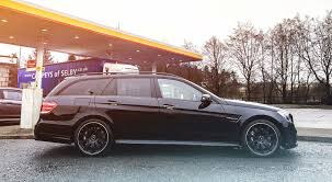 mercedes amg 64 mercedes e63 amg estate used term test review 2015 by