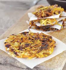 cuisiner les l馮umes anciens galettes de légumes anciens façon darphin les meilleures