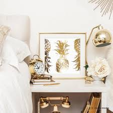 Home Decor Trend Etsy Favs Pineapple Home Decor Trend Curio Design Studio