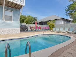 large private pool short walk to beach homeaway crystal beach