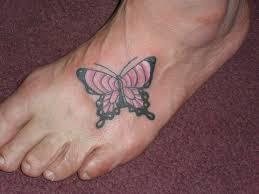 foot tattoo designs for men