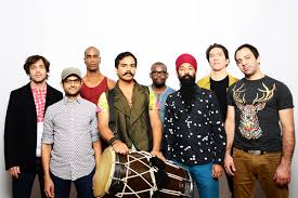 red baraat the best party band in years npr