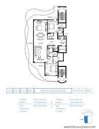 100 bayshore park floor plan one tequesta point unit 811