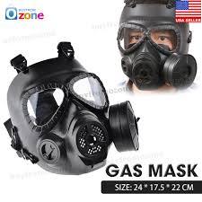 sge 400 3 nbc 40mm military gas mask u0026 filter made in usa ebay