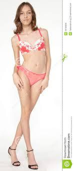 preteen girl modeling pretty teen girl modeling a swimsuit stock image image of