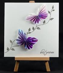 handmade birthday card butterflies 01 handmade greetings cards