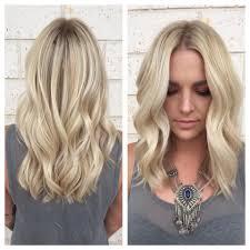 beige blonde balayage frangipani hair studio jacksonville beach