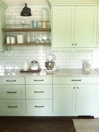 Green Kitchen Cabinets Inspiring Light Green Kitchen Cabinets And 25 Best Green Kitchen