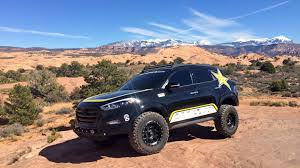 moab jeep trails attacking moab in an off road hyundai tucson the drive