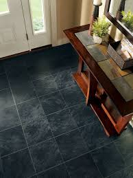Bruce Locking Laminate Flooring Slate Ebony Mist L6572 Laminate