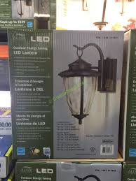Altair Lighting Costco Altair Outdoor Saving Led Lantern With Oil Rubbed Bronze Finish