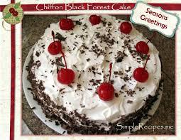chiffon cake u2013 simple recipes