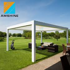 Motorized Patio Covers List Manufacturers Of Pergola Motorized Buy Pergola Motorized