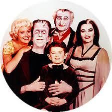 imagenes de la familia herman monster iman magnet la familia monster the munsters herman lily grandpa