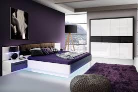 Schlafzimmer Teppich Set Schlafzimmer Set Fennia 4 Teilig In Weiß Hochglanz