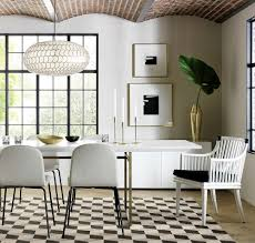 modern dining room ideas cb2