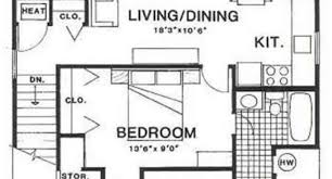 450 square foot apartment floor plan efficiency studio 400 sq ft