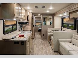 motor home interior thor ace class a motorhome entry level luxury craig smith rv
