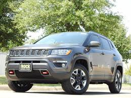 what is a jeep compass 2018 jeep compass trailhawk sport utility in rockwall