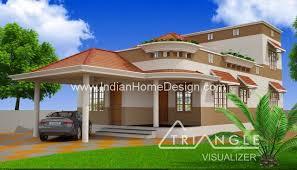 Kerala home design – Architecture house design ideas from Triangle