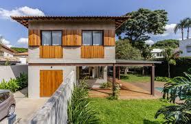 1950s Home Lab Arquitetos Renovate A 1950s Home In São Paulo