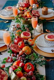 table decorations ideas for thanksgiving caribbean green living