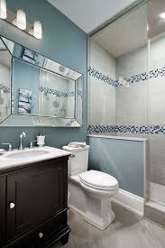 Bathroom Tile Border Ideas Simple Bathroom Border Tiles Ideas For Bathrooms 42 Best For Home